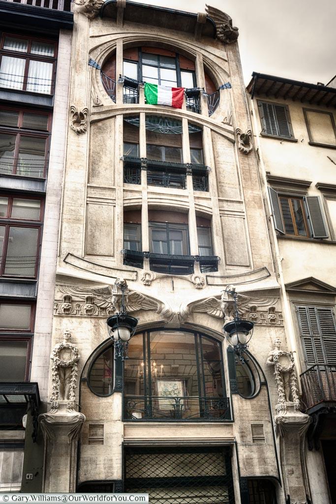 Beautiful Architecture, Florence, Tuscany, Italy