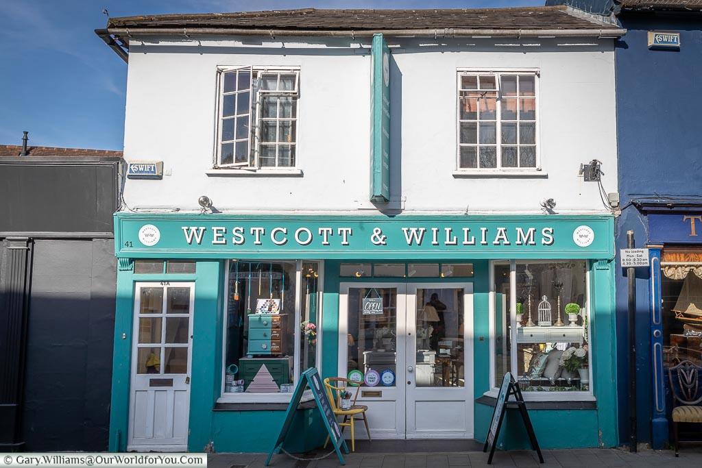 Westcott & Williams, Dorking, Surrey, England, UK