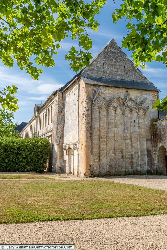 Bec Abbey, Normandy, France