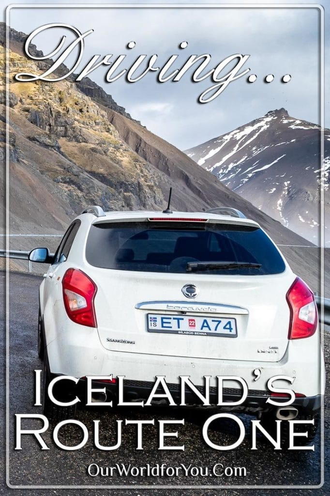 Driving Iceland's Route One