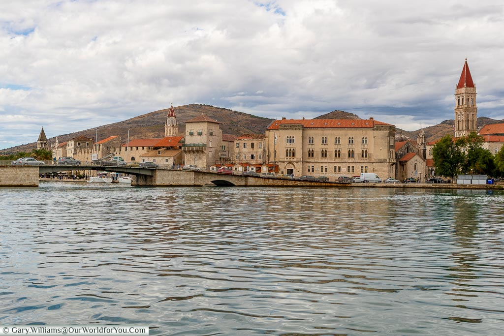 Trogir, with it's Venetian influences, Croatia