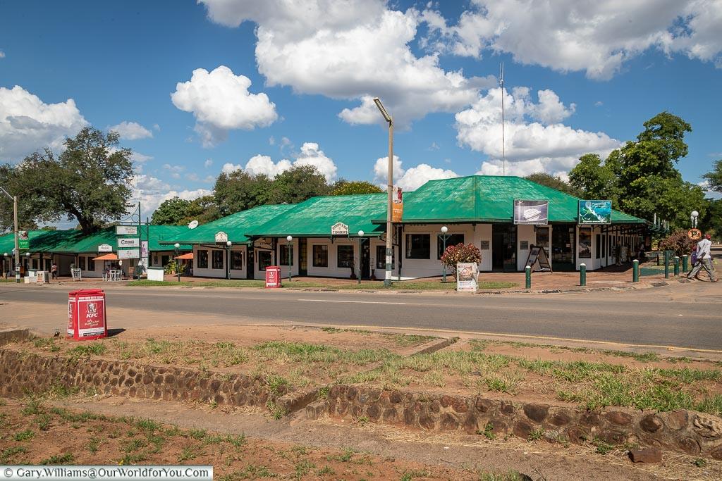 Victoria Falls Trading Post, Victoria Falls Town, Zimbabwe