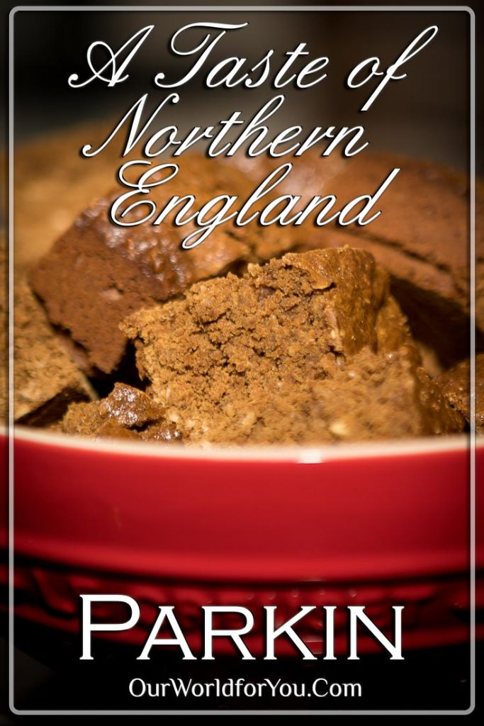 Parkin – A northern tradition