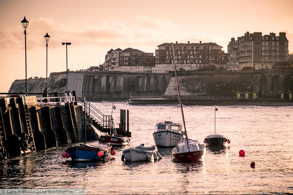 """Featured image for """"A winter visit to Broadstairs in Kent"""""""