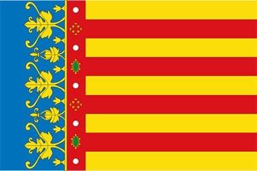 Valencian Flag