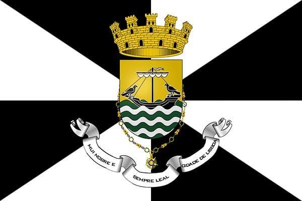 Lisbon's Flag