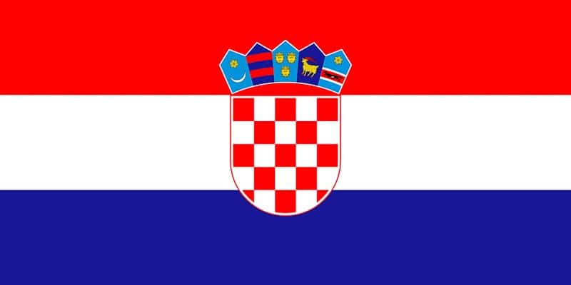 The Croatian Flag