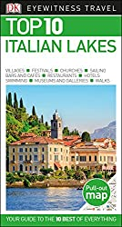 DK Italian Lakes Cover