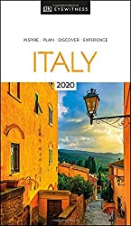 DK Italy Cover