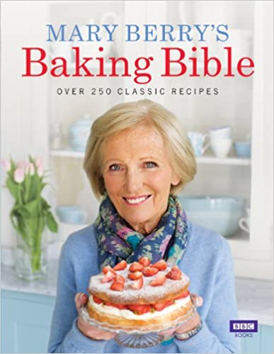 Mary Berry's Baking Bible cover