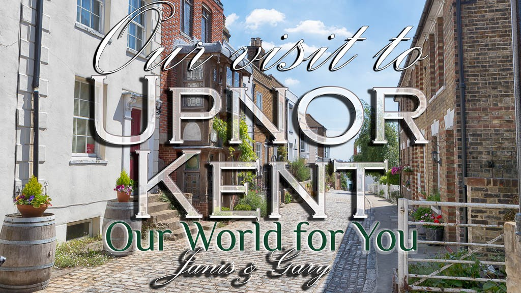 The thumbnail for our youtube video of Upnor