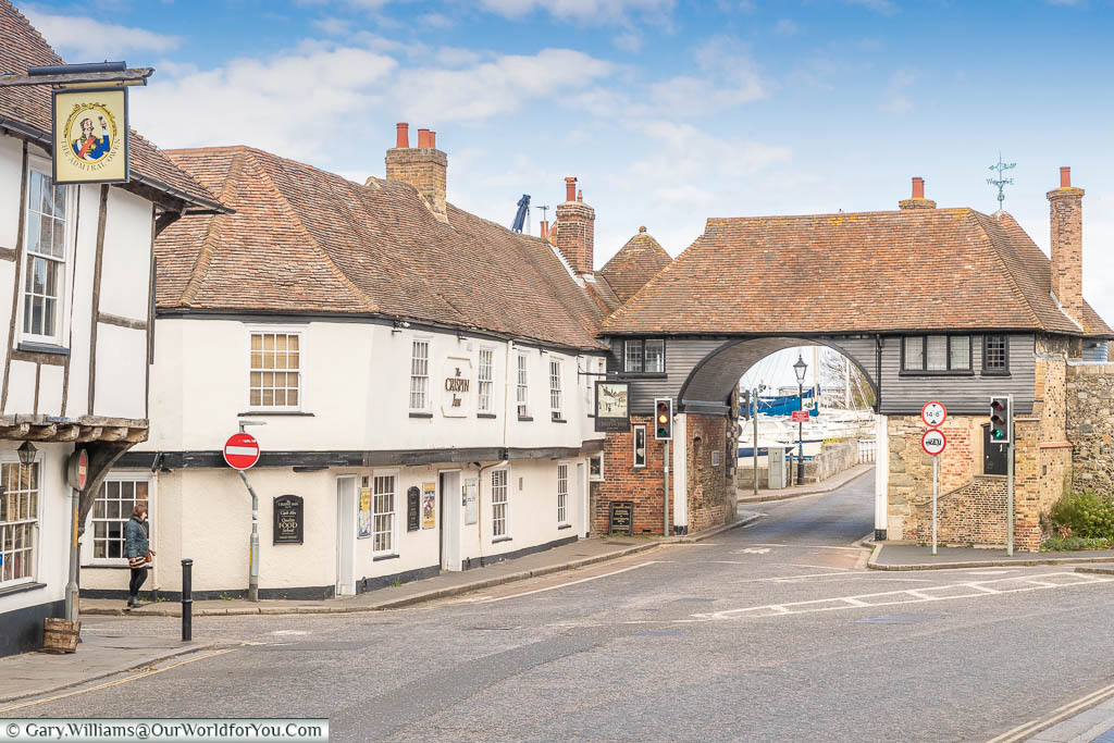 """Featured image for """"A visit to Sandwich in Kent, England"""""""