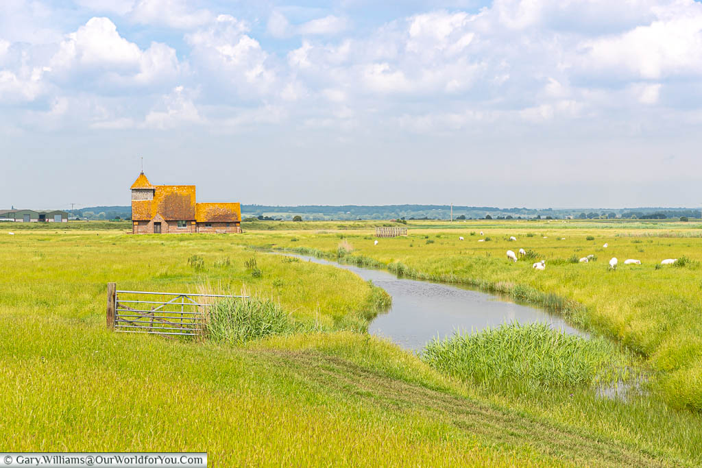 """Featured image for """"Our Romney Marsh Road Trip in Kent"""""""