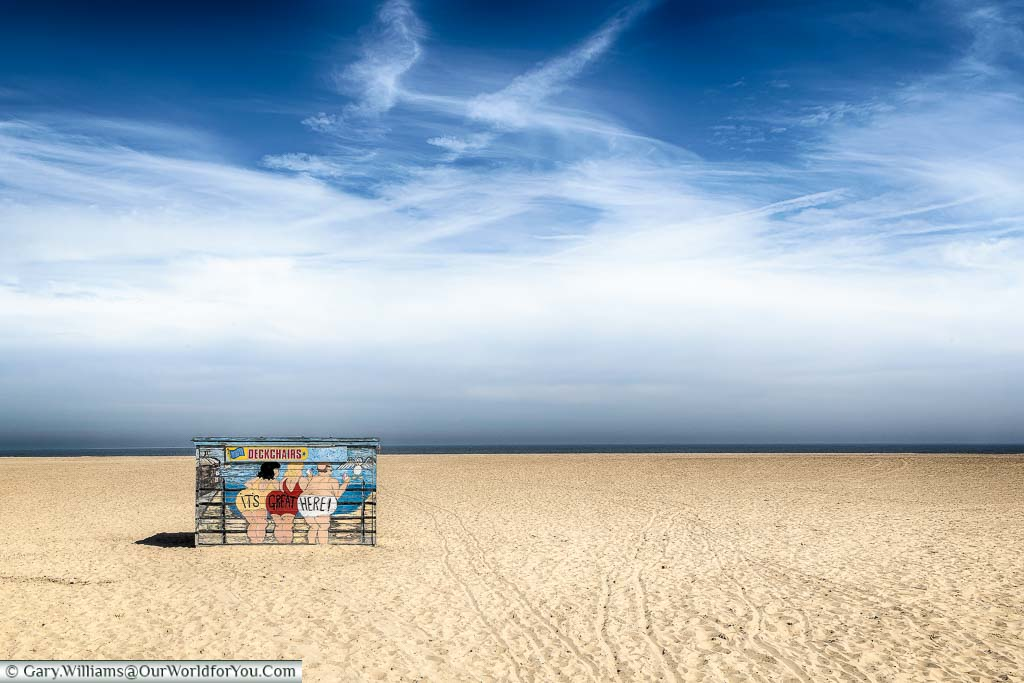 """Featured image for """"Sandcastles & Slapstick, Great Yarmouth, England"""""""