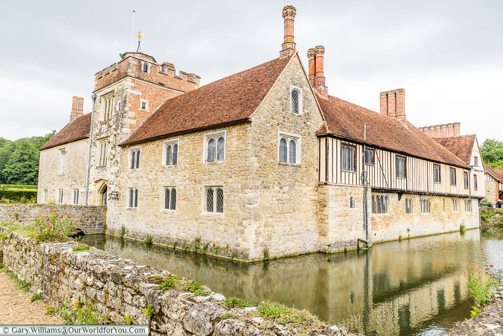 """Featured image for """"A charming day out at Ightham Mote in Kent"""""""