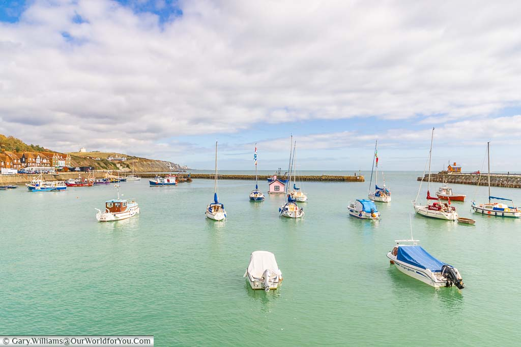"""Featured image for """"A colourful day in Folkestone, Kent"""""""