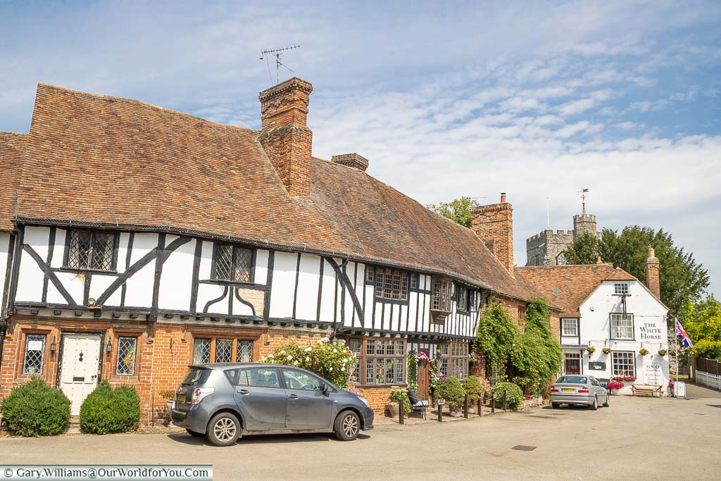 """Featured image for """"A charming road trip in and around the Kent Downs (AONB), UK"""""""