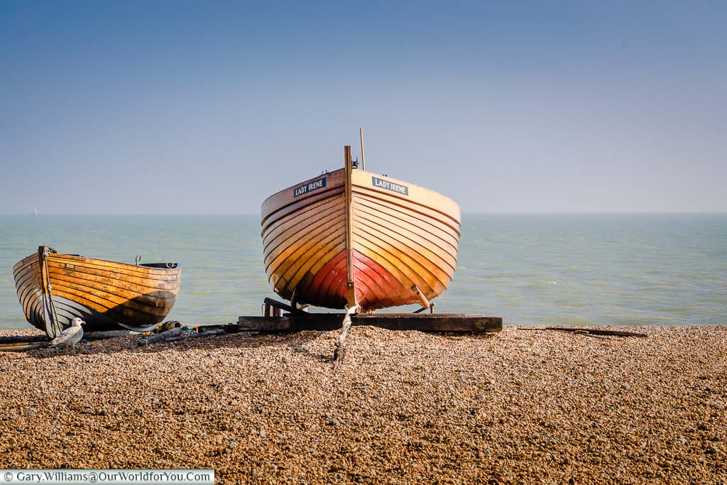 """Featured image for """"A visit to Deal in Kent, England"""""""